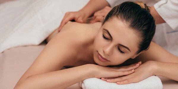 Rôzne druhy uvoľňujúcich masáží v Elite Clinic