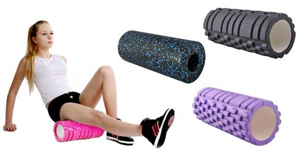 Masážny valec na cvičenie, masáže i rehabilitácia