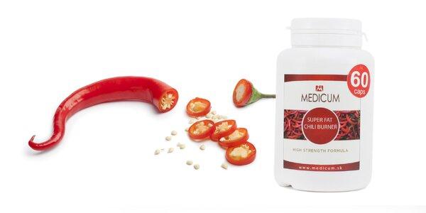Urýchlite svoj metabolizmus vďaka Super Fat Chilli Burner!