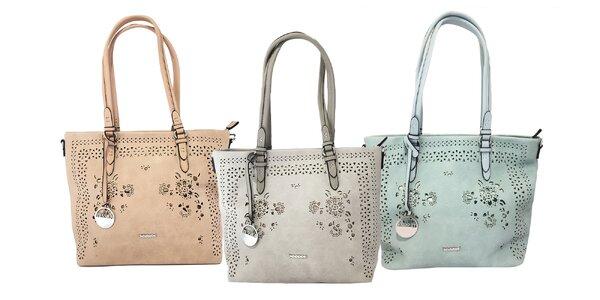 Elegantná dámska kabelka značky Tessra