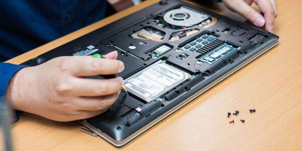 Servis a čistenie vášho PC alebo notebooku