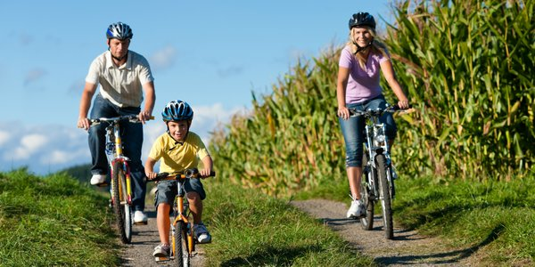 Výlet na bicykli po malebnom údolí Wachau s bohatým programom