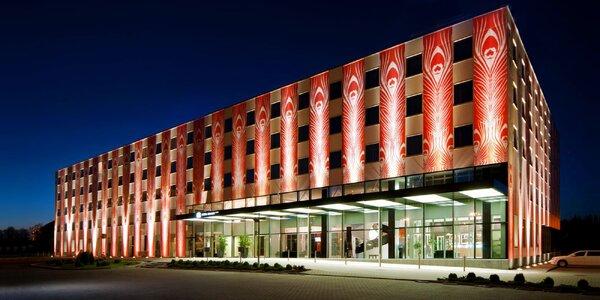 Pobyt v Krakove v 4* hoteli s raňajkami, bazénom a saunou