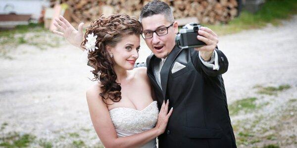 Profesionálne svadobné video či fotenie