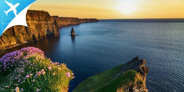 Letecký zájazd do Írska: krásy zelenej krajiny, história aj tradičné puby
