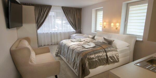 Nové ubytovanie v Ždiari s výborným hodnotením: Apartmány U Ježka