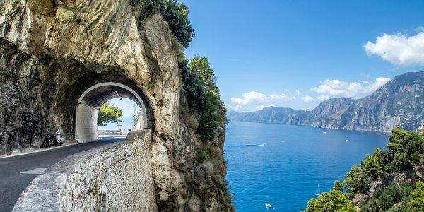 Južné Taliansko s návštevou Ríma a Amalfinského pobrežia