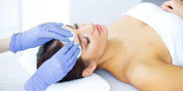 Omladzujúce a vitamínové ošetrenia tváre