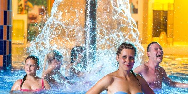 Wellness relax v bazénovom a saunovom svete aj s fitness