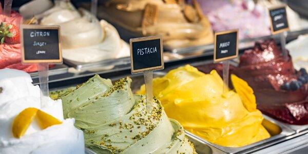 Ochlaďte sa s lahodnou zmrzlinou Andersen!