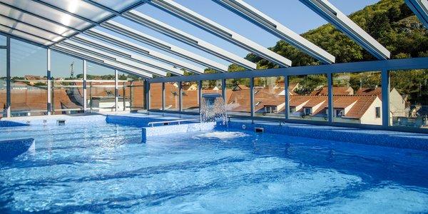 Pobyt v 4* hoteli Galant: strešné wellness, sauny a polpenzia