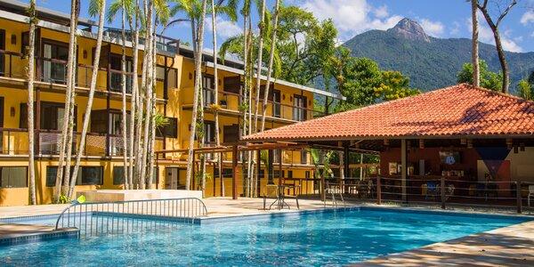 Pobyt v tropickej Brazílii pre dvoch: hotel s bazénom a českým majiteľom