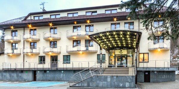 Pobyt pre celú rodinu v poľských Beskydách v Hoteli Vestina ***
