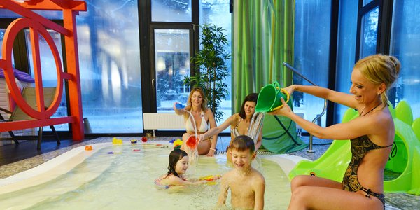 Pobyt v prvom maďarskom 4* baby friendly hoteli so vstupom do ZEN SPA wellness