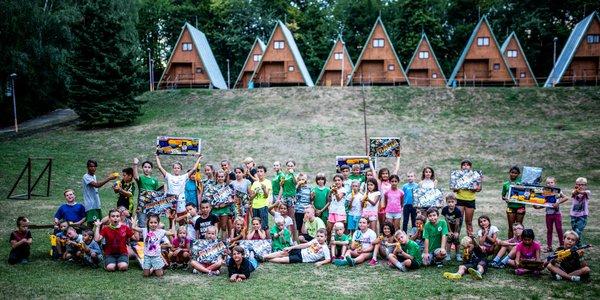 KARATE KIDS CAMP 2019 - tábor plný pohybu
