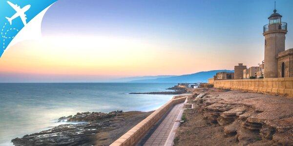 Letná dovolenka pri mori pod španielskym slnkom