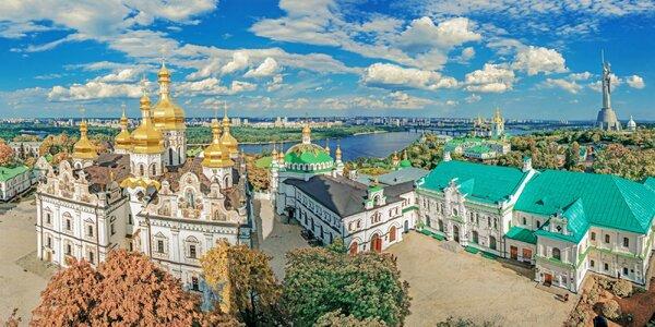 Ukrajina za 7 dní: Spoznajte jej najväčšie skvosty