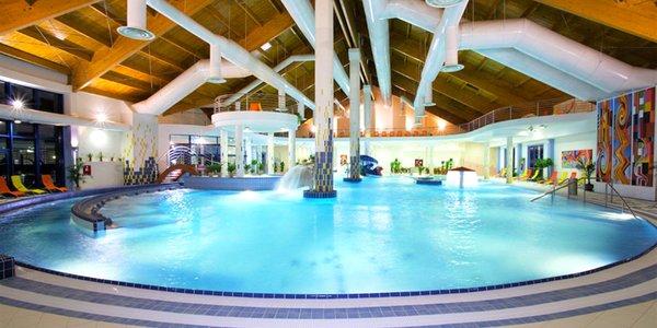 Hotel Banderium*** v Komárne so vstupmi do kúpeľov