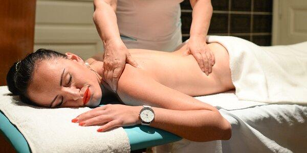Masáže podľa výberu alebo relax v saune