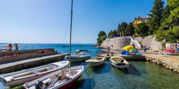 Dovolenka v Chorvátsku vhodná pre rodiny s deťmi: ubytovanie v pavilónoch Riviera**