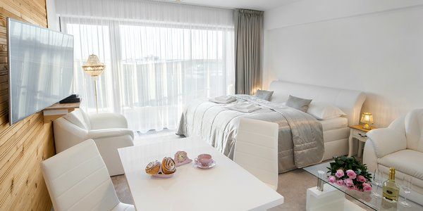 Apartmány Hrebienok Resort: ubytovanie v luxusných apartmánoch