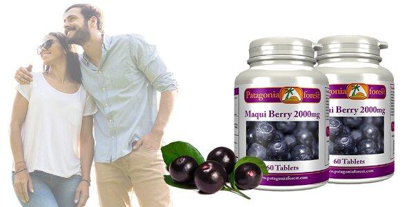 Maqui berry - najsilnejší superantioxidant