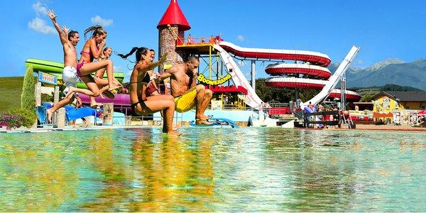 Letná dovolenka*** v Jasnej s celodenným Aquaparkom Tatralandia alebo Bešeňová