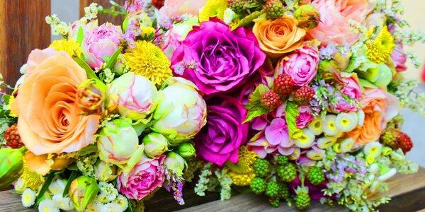Zámok ruží Rosenburg a kvetinová výstava v Rakúsku