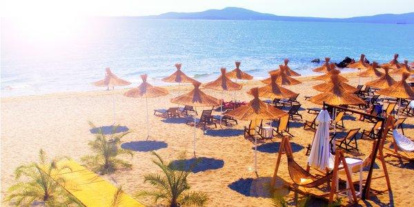 All inclusive dovolenka v bulharskom Hoteli Tia Maria ***