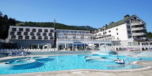 4* hotel v Slovinsku: jedlo a neobmedzený wellness