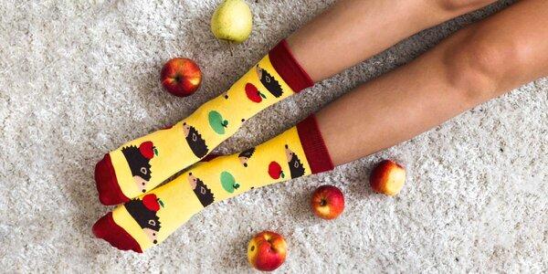 Ponožky Hesty Socks - na výber 19 motívov!