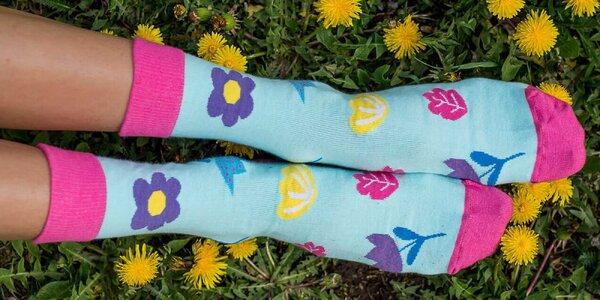 Klasické ponožky Hesty Socks - pridávame ďalšie motívy!