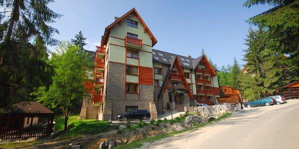 Pobyt v apartmánoch pri jazere na Hrabove s možnosťami atrakcií