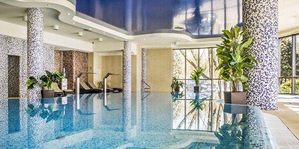 4* dovolenka pri Baltskom mori v najlepšom hoteli pre páry za rok 2014 s wellness