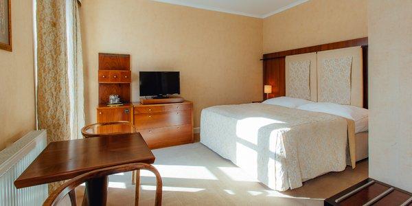 Kúpeľný pobyt v centre mesta Piešťany v Hoteli Pavla****