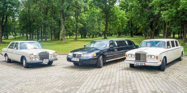 Prenájom luxusných vozidiel s osobným šoférom