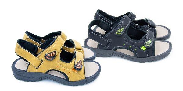 Dámske a pánske sandále na leto od TexBase
