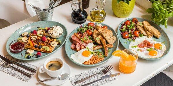 Voucher v hodnote 15 € na raňajkové menu