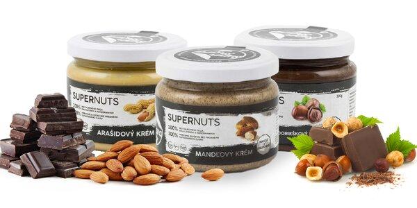Chutné orechové krémy pre zdravý životný štýl