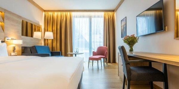Nezabudnuteľný pobyt v impozantnom 4 * hoteli na poľskej strane Tatier
