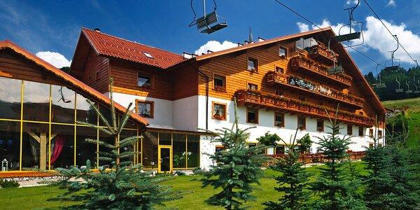 Pobyt v poľských Beskydách s polpenziou a wellness