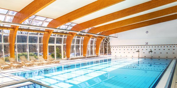 Fantastický wellness pobyt v 4 * Spa Resorte Sanssouci v Karlových Varoch