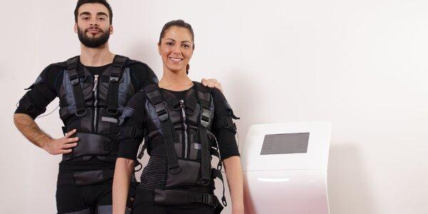 Permanentka alebo 1 vstup na EMS cvičenie aj s trénerom