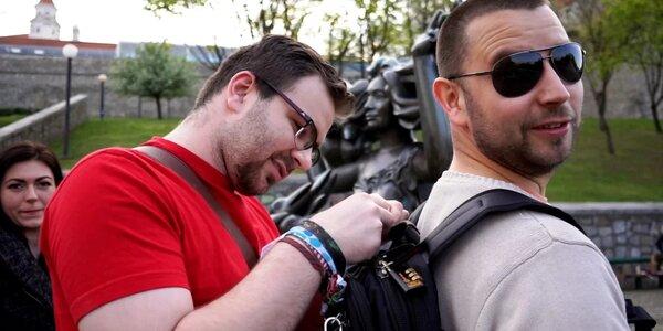 Ako sme našli skrytý poklad Bratislavy