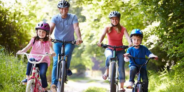 7 tipov, kam vyraziť na cyklovýlet počas predĺžených májových víkendov.