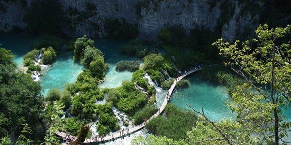 Národné parky Chorvátska s deťmi – Plitvice a Krka