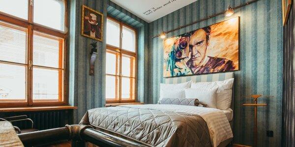 GALÉRIA, v ktorej sa budete cítiť ako súčasť umenia. Luxury Gallery Rooms