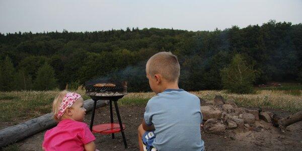 Mamička blogerka: Kam zobrať deti stanovať?