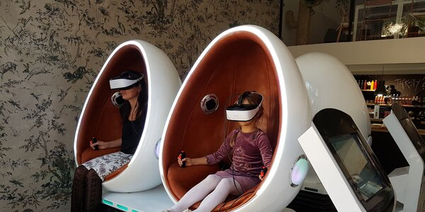 TESTUJEME: 9D virtuálna realita