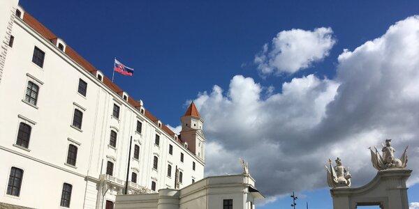TIP na výlet: Bratislavský hrad